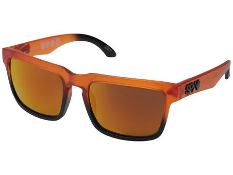 Spy Optic - Helm (Bronze/Orange Spectra) Sport Sunglasses