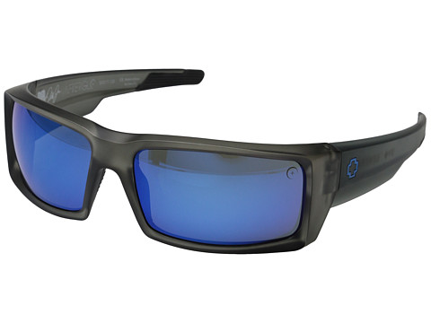 Spy Optic - General (Atomic Turquoise/Gray/Light Blue Spectra) Sport Sunglasses
