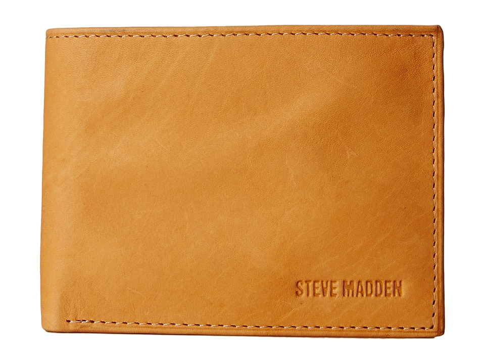 Steve Madden - Two-Tone Passcase (Tan) Bags