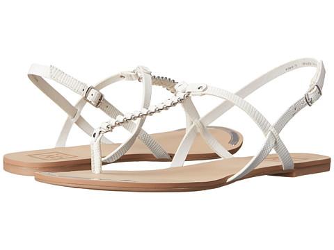 Dolce Vita - Dawsyn (White Lizard) Women's Sandals