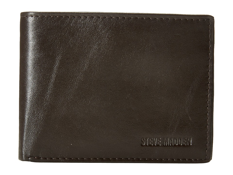 Steve Madden - Smooth Passcase (Brown) Bags