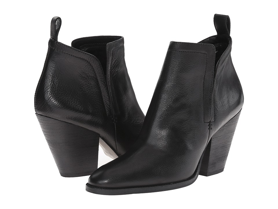 Dolce Vita Hastings (Black Leather) Women