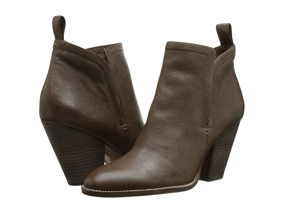 Dolce Vita - Hastings (Taupe Leather) Women's Pull-on Boots