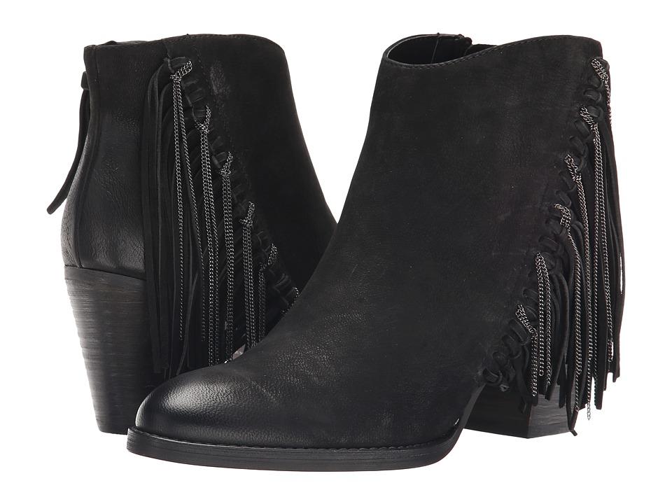 Dolce Vita - Juneau (Black Nubuck) Women's Shoes