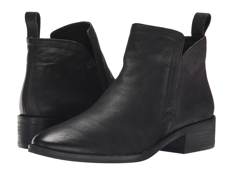 Dolce Vita - Tessey (Black Leather) Women's Shoes