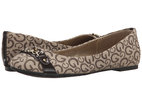 G by GUESS - Flynn 2 (Taupe/Espresso) Women