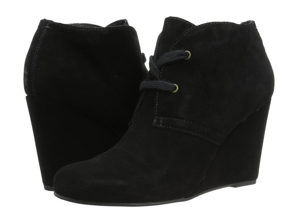 Dolce Vita - Gardyn (Black Suede) Women's Shoes