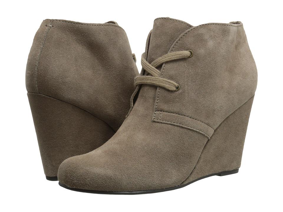 Dolce Vita - Gardyn (Taupe Suede) Women's Shoes