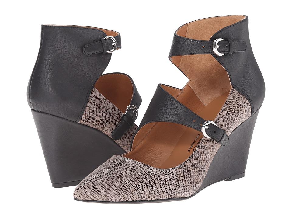 Nina - Arianna (Taupe) Women's Wedge Shoes