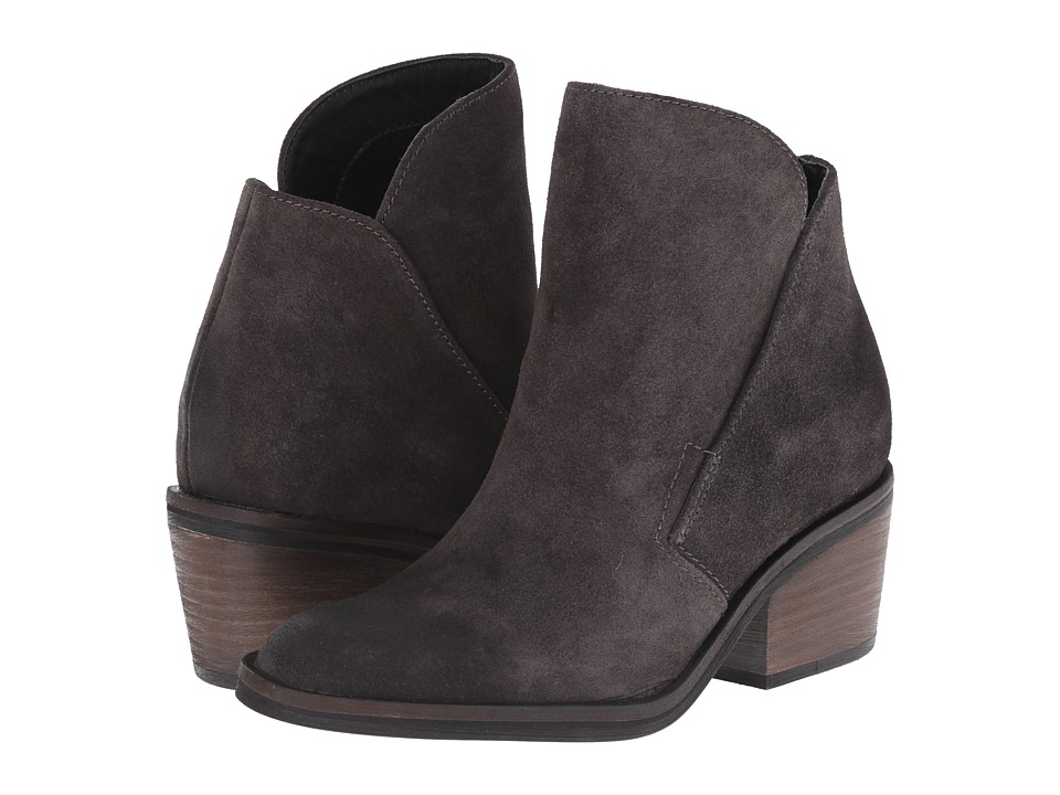 Dolce Vita - Teague (Anthracite Suede) Women's Pull-on Boots