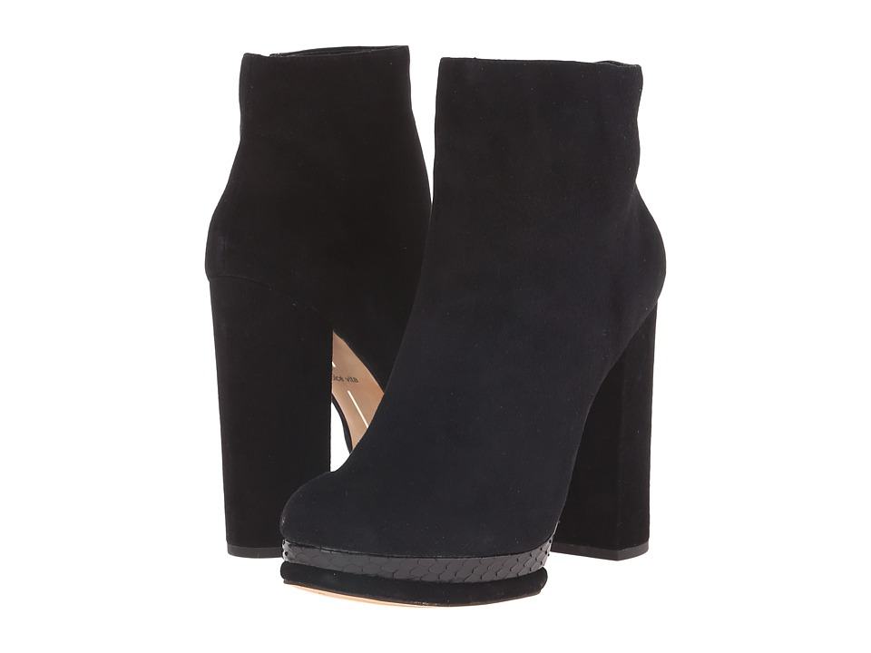 Dolce Vita - Vergo (Black Suede) Women