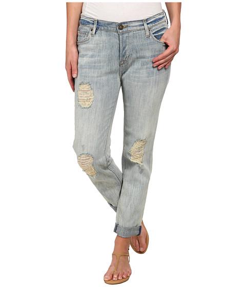 Hudson - Leigh Boyfriend Jeans in Weekend Warrior (Weekend Warrior) Women