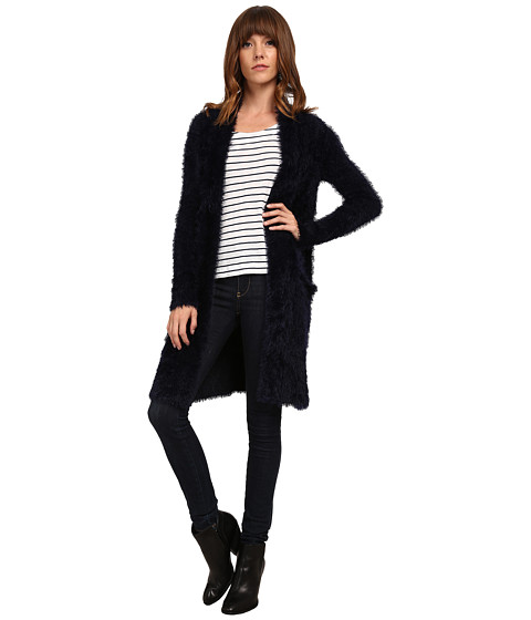 Chaser - Shawl Collar Long Sweater Cardigan (Avalon) Women
