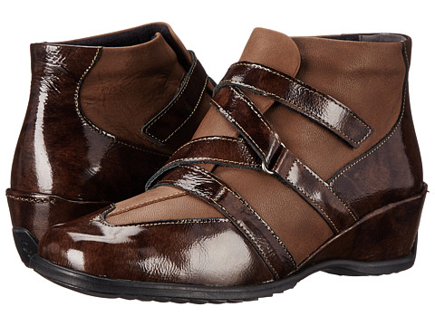 Spring Step - Allegra (Brown 1) Women's Boots