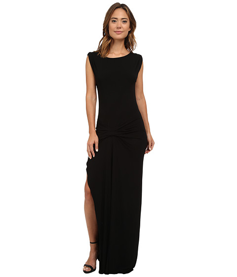 Young Fabulous & Broke - Bryton Maxi (Black) Women's Dress