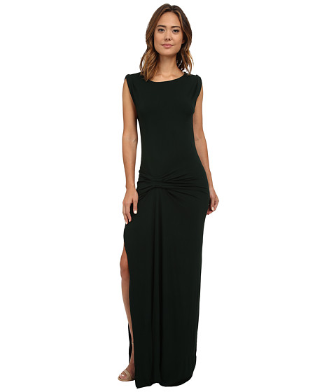 Young Fabulous & Broke - Bryton Maxi (Hunter) Women's Dress