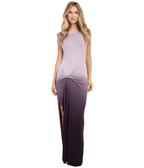 Young Fabulous & Broke - Bryton Maxi (Plum Ombre) Women's Dress