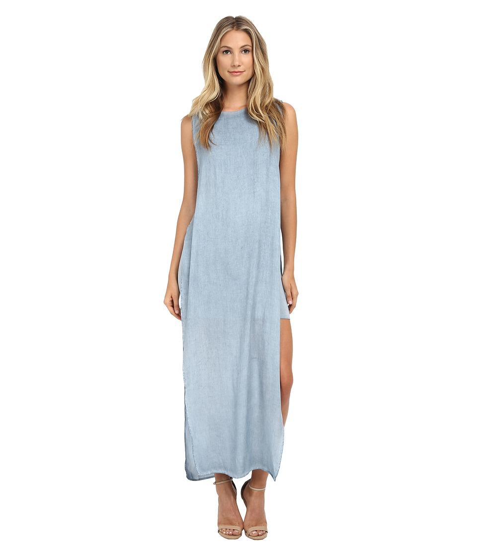 Young Fabulous & Broke - Nile Maxi (Autumn Blue) Women's Dress