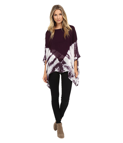 Young Fabulous & Broke - Jaylin Top (Plum Skeleton) Women