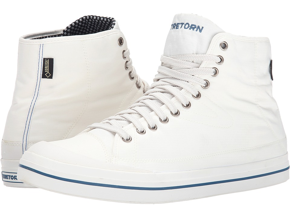 Tretorn - Skymra Court GTX (White) Men's Shoes