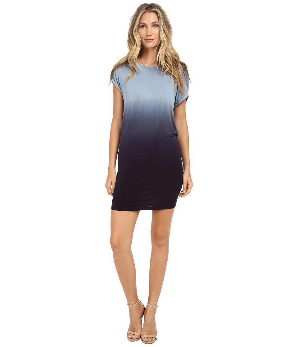 Young Fabulous & Broke - Kyla Dress (Charcoal Ombre) Women's Dress