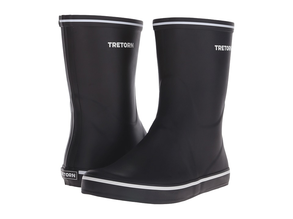 Tretorn - Storm (Black) Women's Rain Boots
