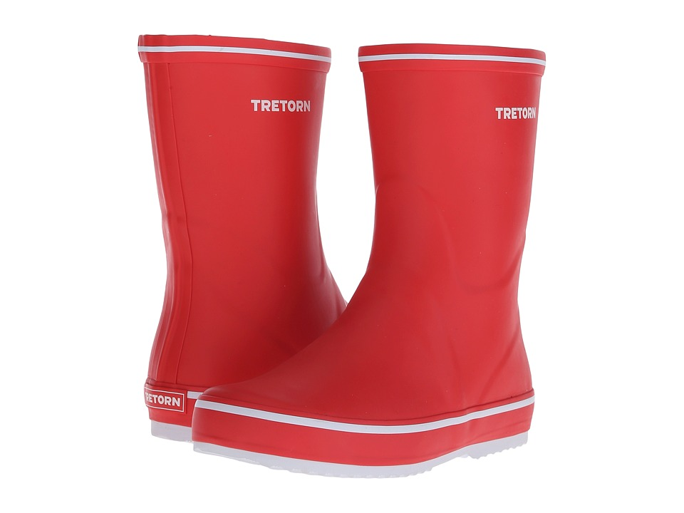 Tretorn - Storm (Red) Women