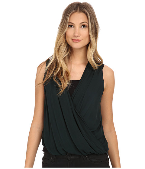 Young Fabulous & Broke - Vega Top (Hunter) Women's Clothing