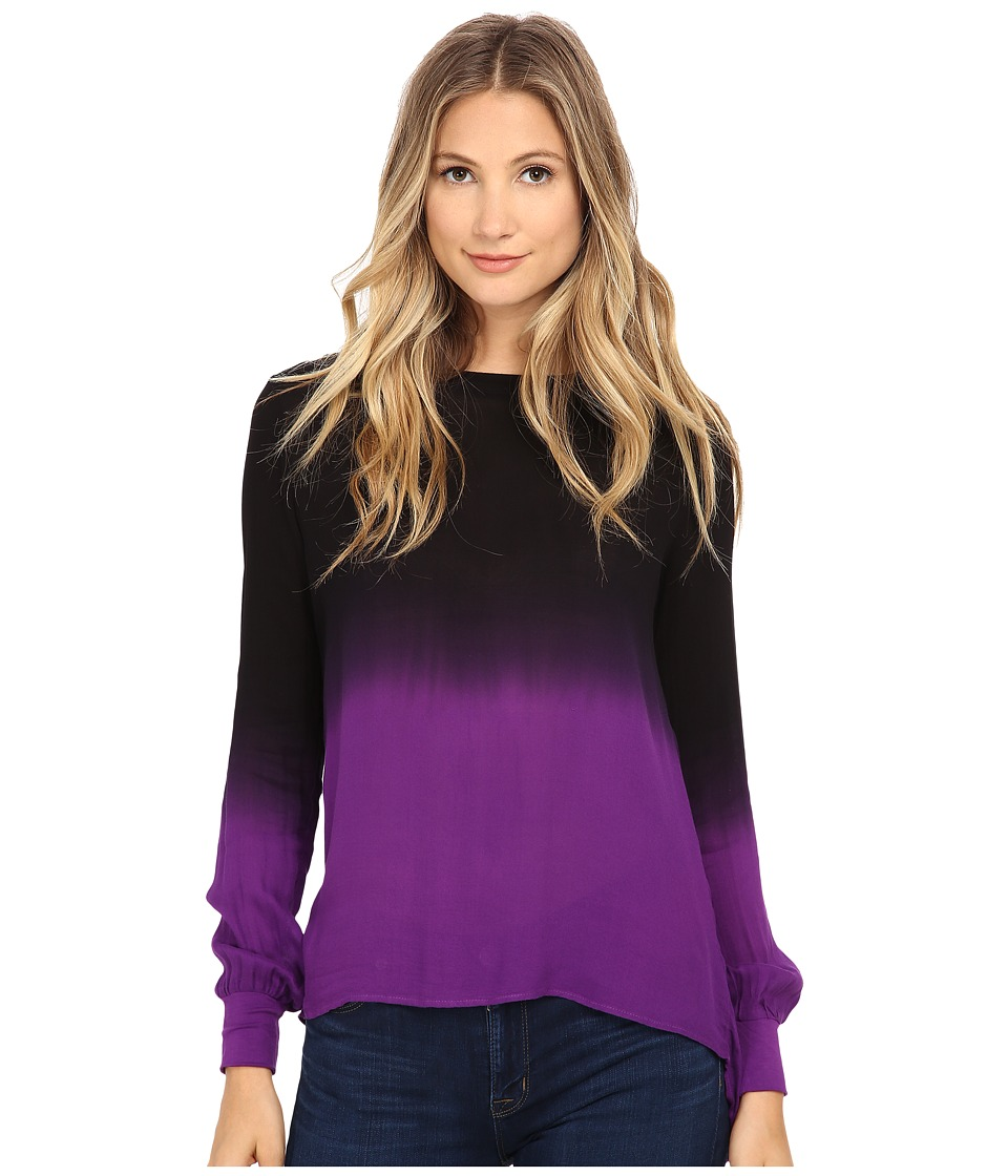 Young Fabulous & Broke - Leah Top (Amethyst Ombre) Women's Blouse