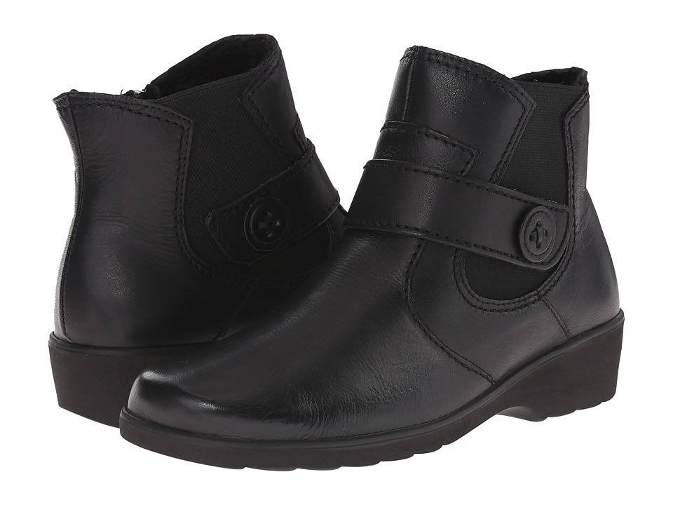 Spring Step - Baleria (Black) Women