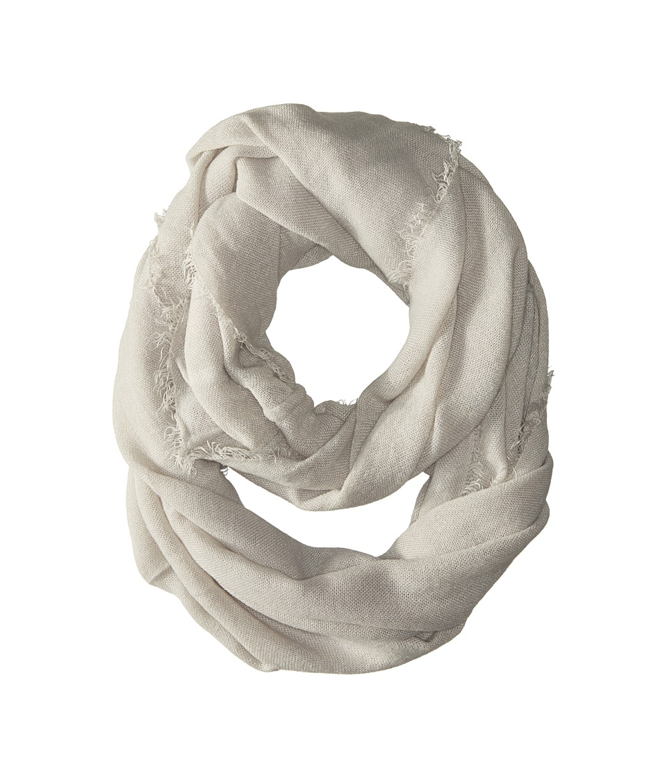 Hat Attack - Classic Everyday Loop (Light Grey 1) Scarves