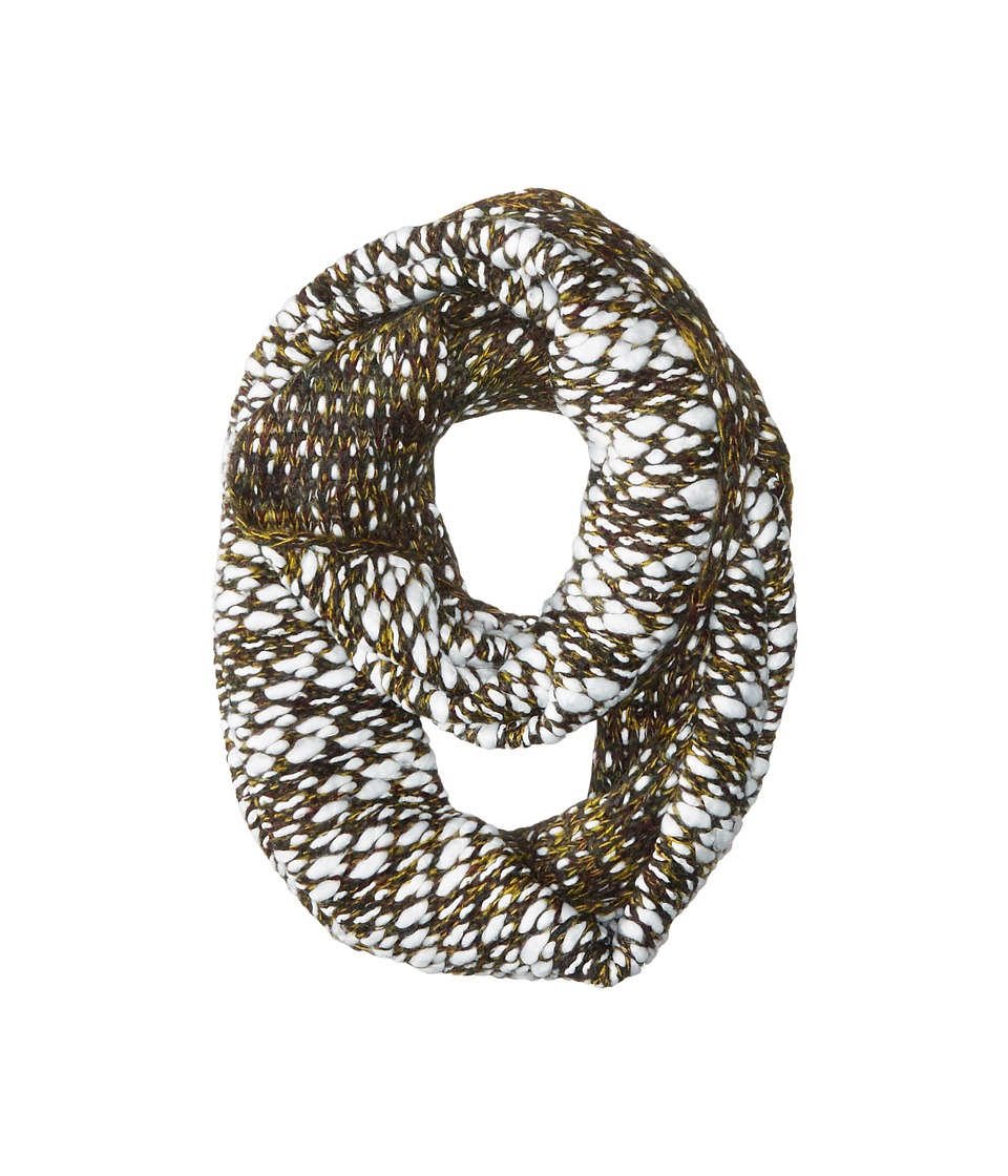 Hat Attack - Honeycomb Stitch Double Eternity (Multi) Scarves
