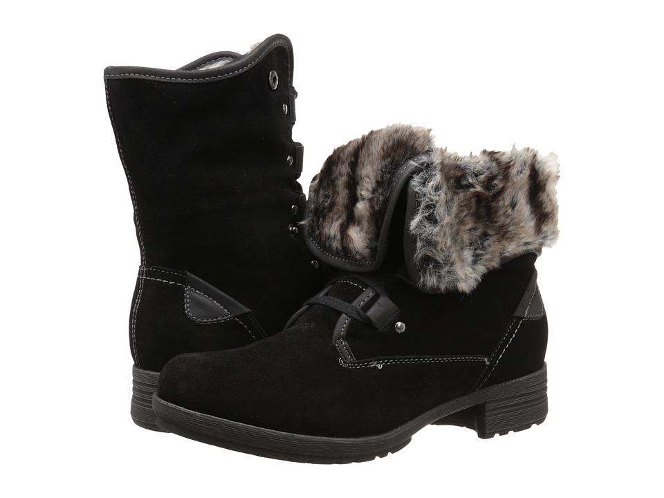 Spring Step - Bridge (Black) Women's Shoes
