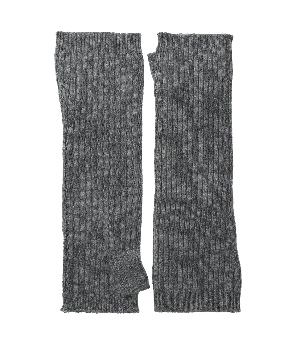Hat Attack - Cashmere Arm Warmer (Charcoal) Extreme Cold Weather Gloves