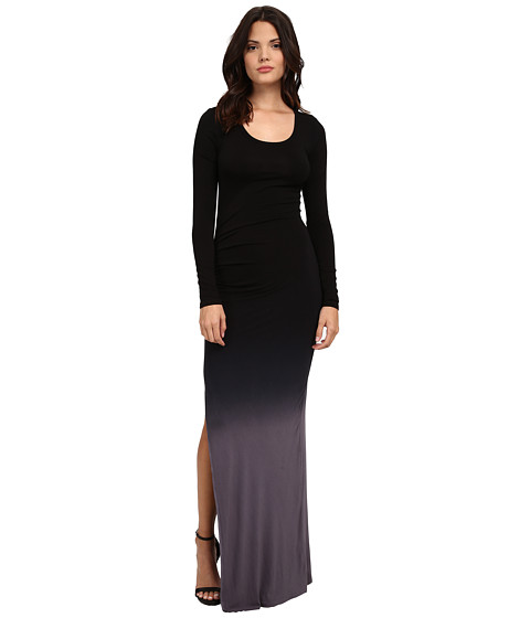 Young Fabulous & Broke - Blais Maxi (Grey Ombre) Women's Dress
