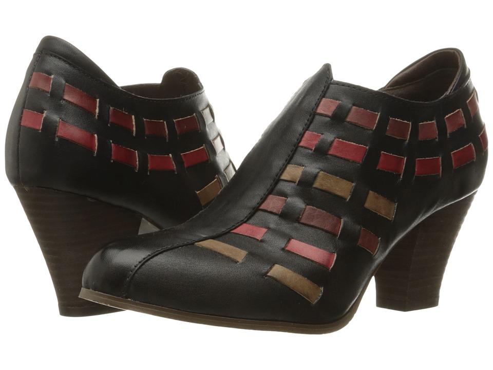 Spring Step - Brilliance (Black) Women's Shoes