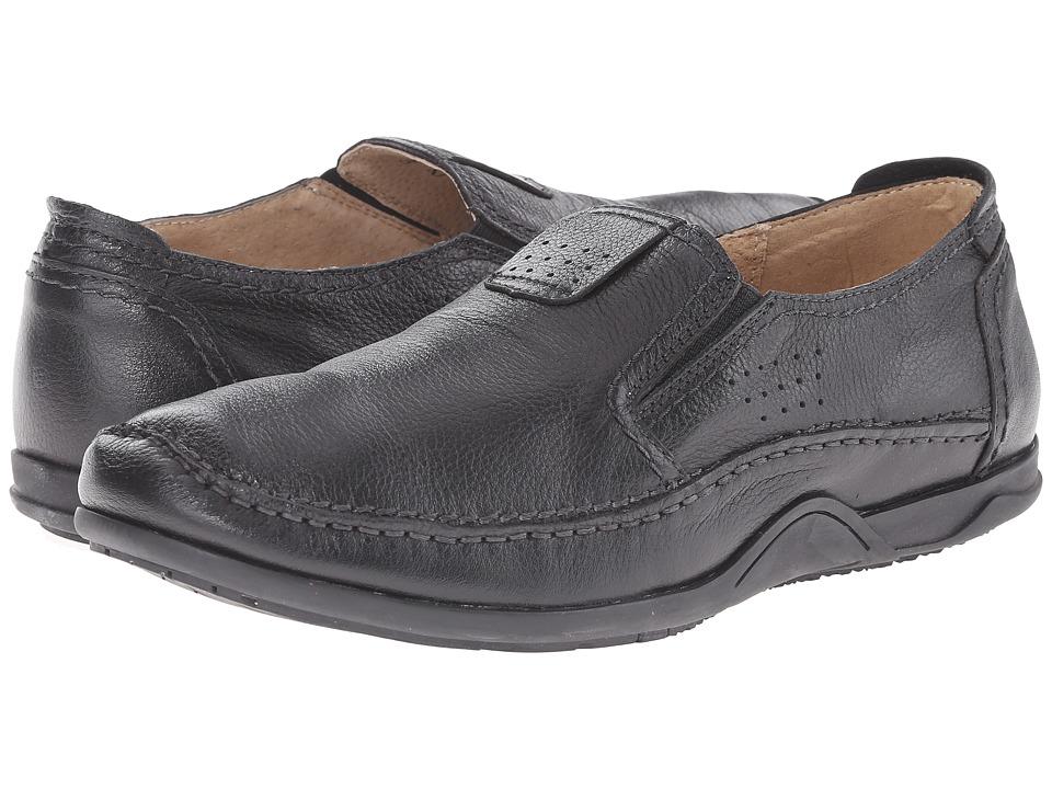 Spring Step - Camillo (Black) Men's Shoes