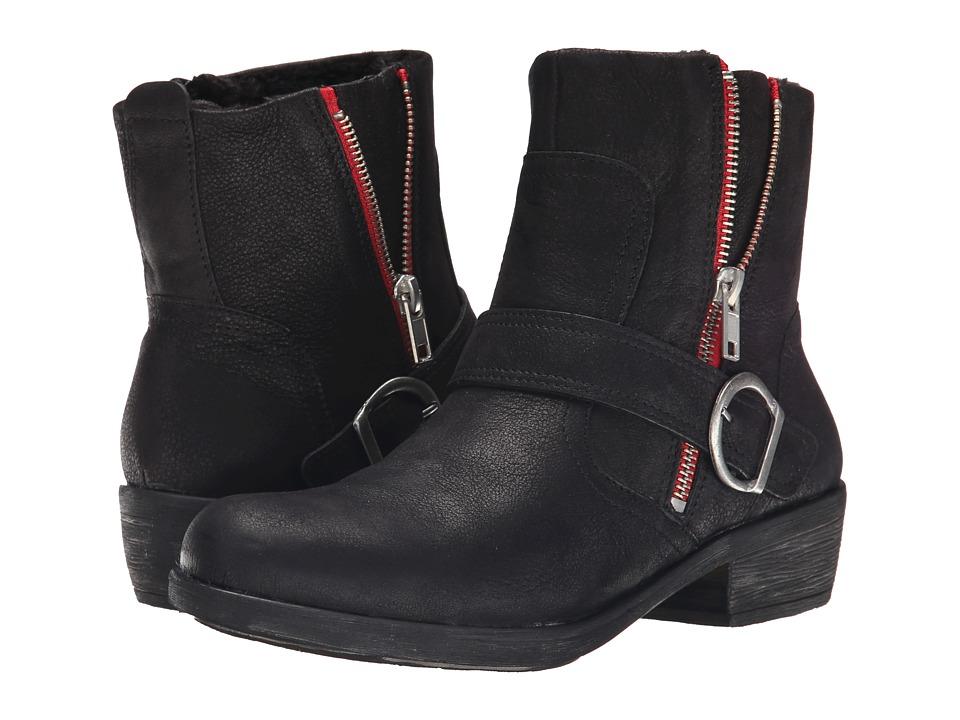 Spring Step - Chickadee (Black) Women's Shoes