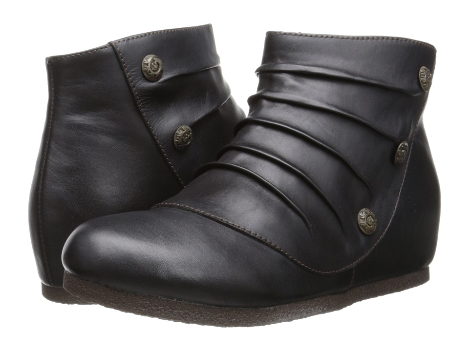 Spring Step - Chives (Black) Women's Shoes