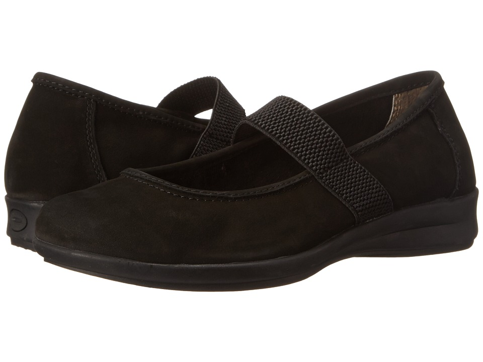 Spring Step - Distinguish (Black) Women's Shoes
