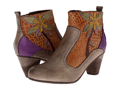 Spring Step - Dramatic (Taupe) Women's Shoes