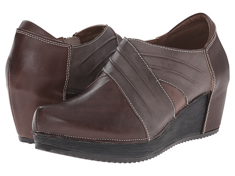 Spring Step - Funtastic (Dark Brown) Women's Shoes