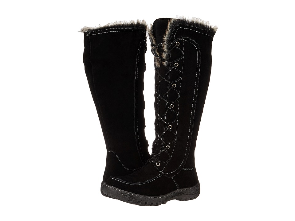 Spring Step - Hawkins (Black) Women's Shoes