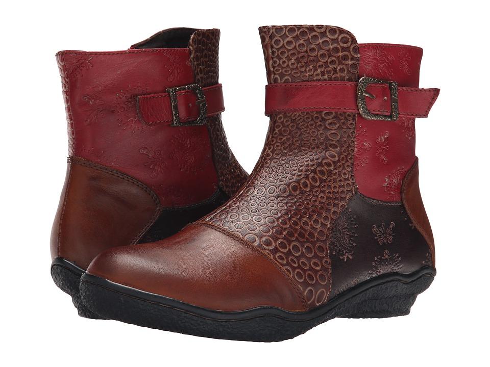 L'Artiste by Spring Step - Indigo (Camel) Women's Shoes