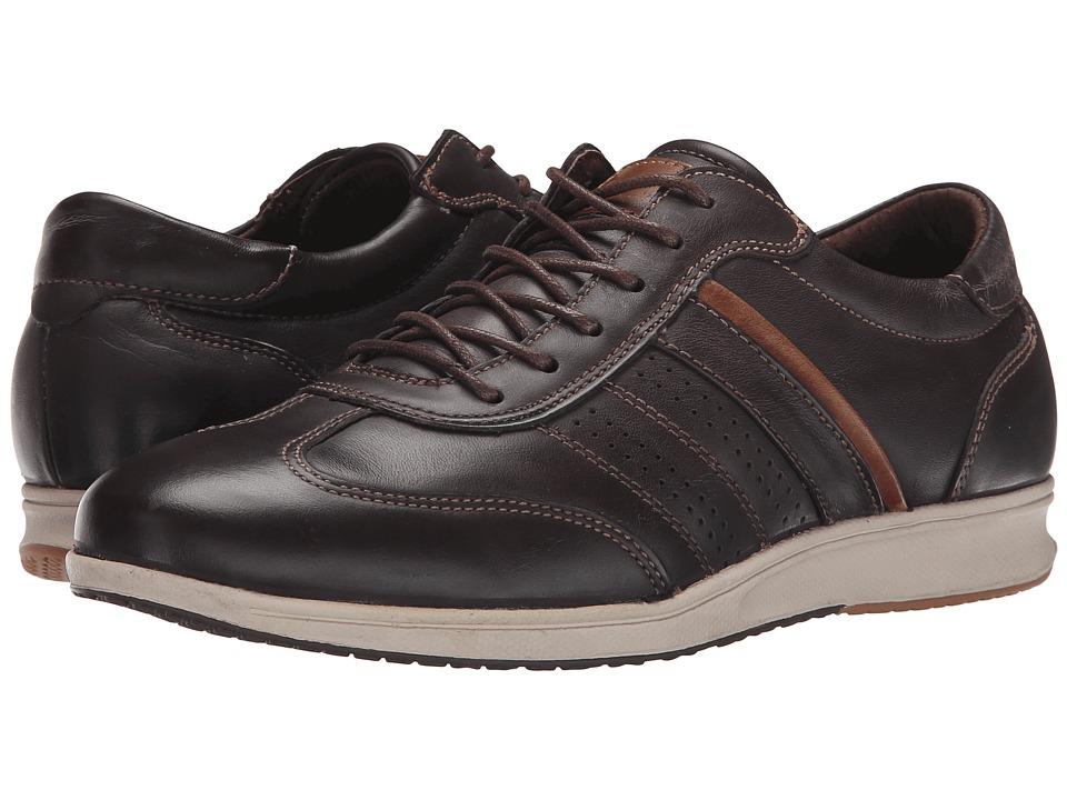 Spring Step - Jasper (Dark Brown) Men's Wedge Shoes