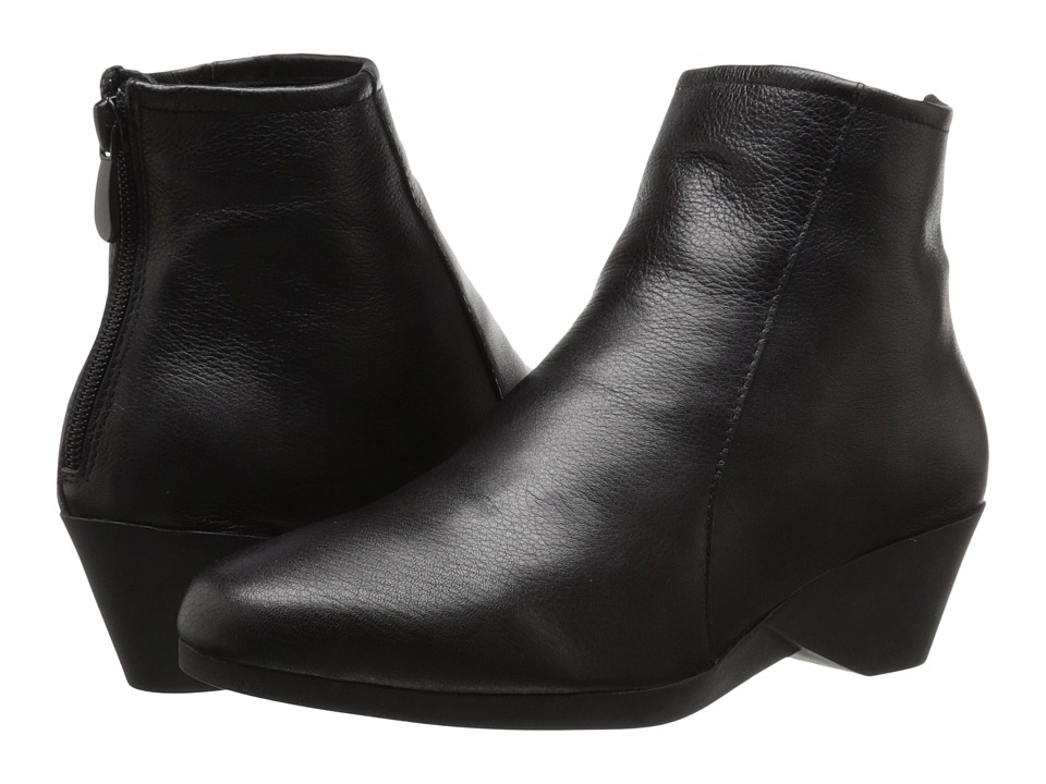 Spring Step - Kali (Black) Women's Zip Boots