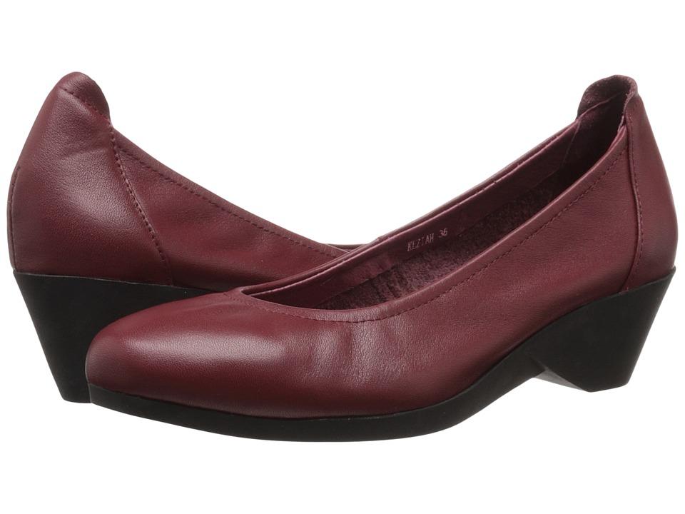 Spring Step - Keziah (Cabernet) Women's Shoes