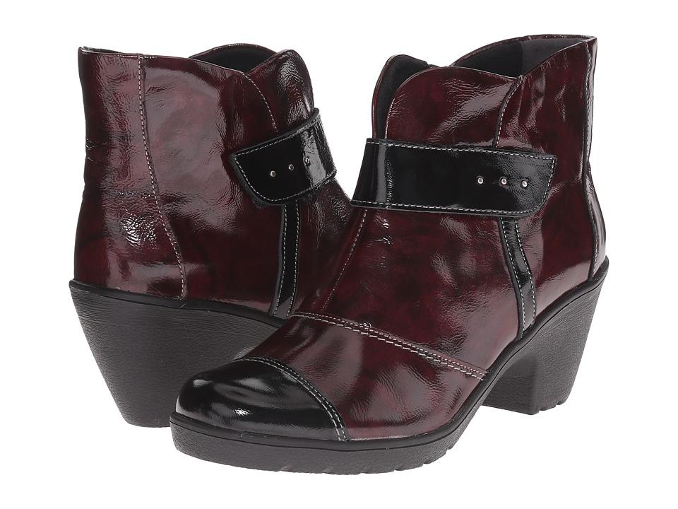 Spring Step - Manifest (Bordeaux) Women's Shoes