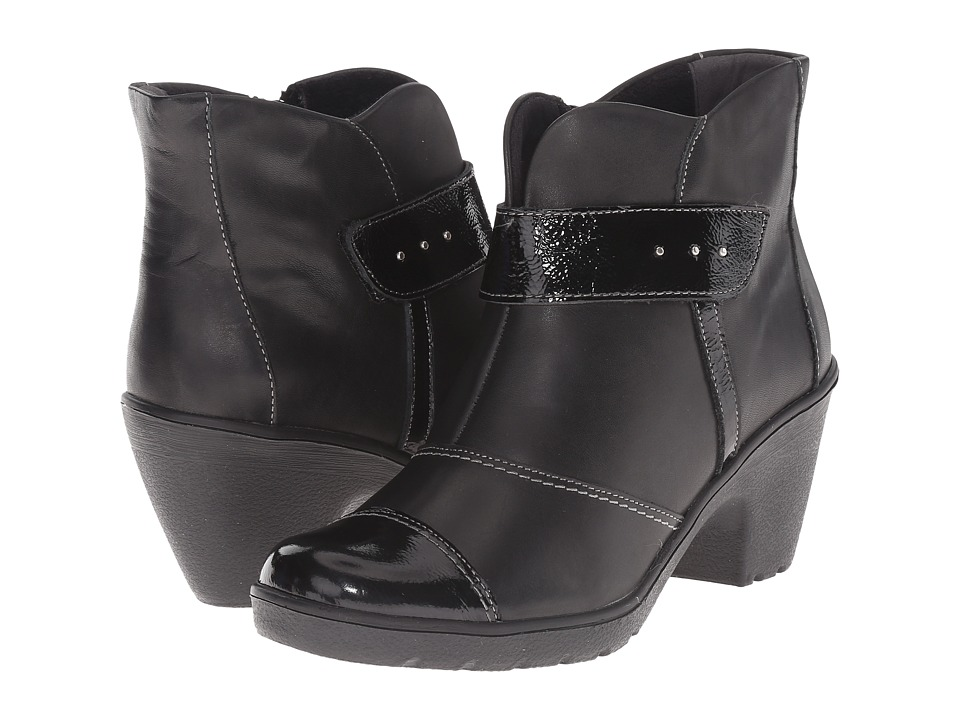 Spring Step - Manifest (Black) Women's Shoes