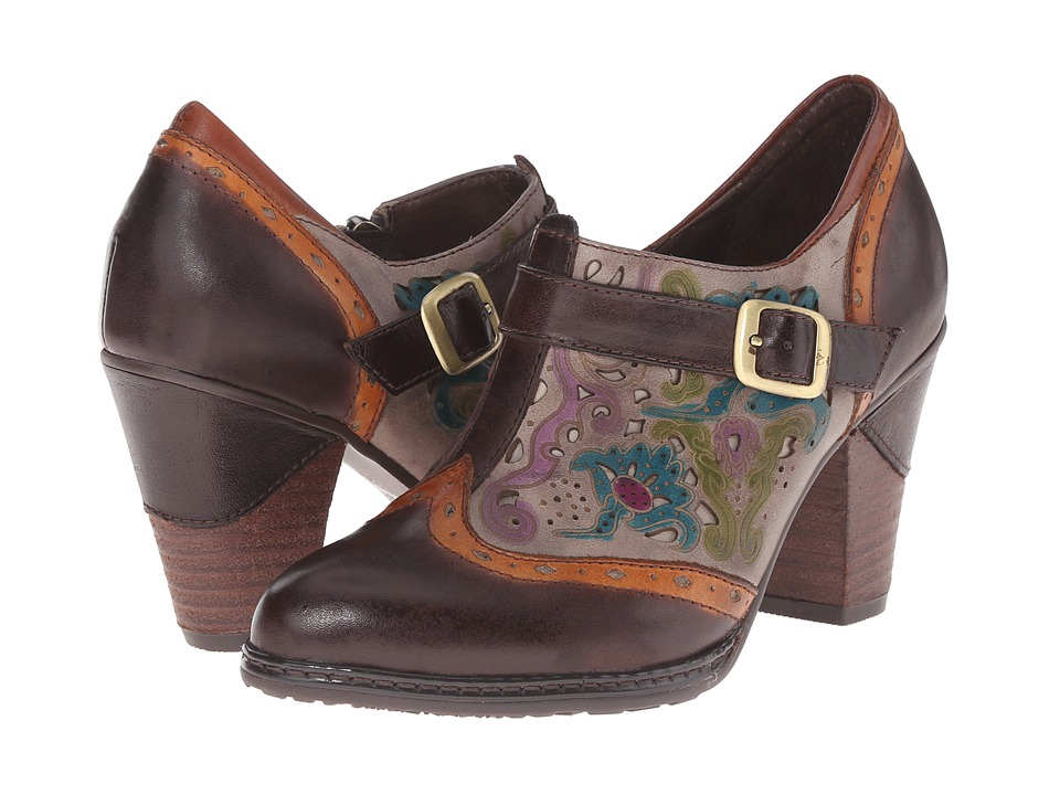 Spring Step - Miso (Dark Brown) Women's Shoes